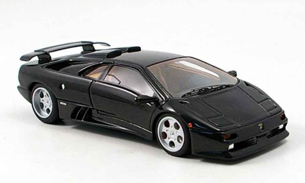 Lamborghini Diablo 1/43 Look Smart se30 jota black 1994 diecast
