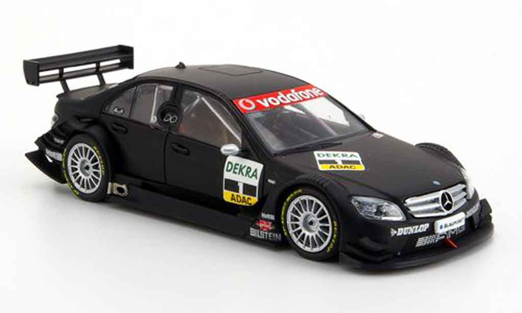 Mercedes Classe C 1/43 Minichamps AMG Test Car Oschersleben 2007 miniature