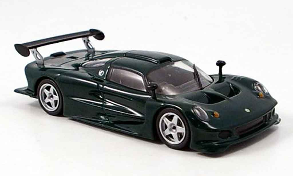 lotus elise gt1 grun mcw modellauto 1 43 kaufen verkauf. Black Bedroom Furniture Sets. Home Design Ideas