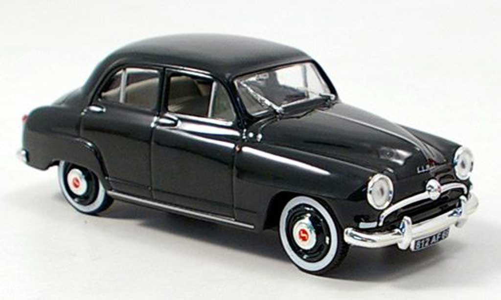 simca aronde miniature verte 1954 norev 1 43 voiture. Black Bedroom Furniture Sets. Home Design Ideas