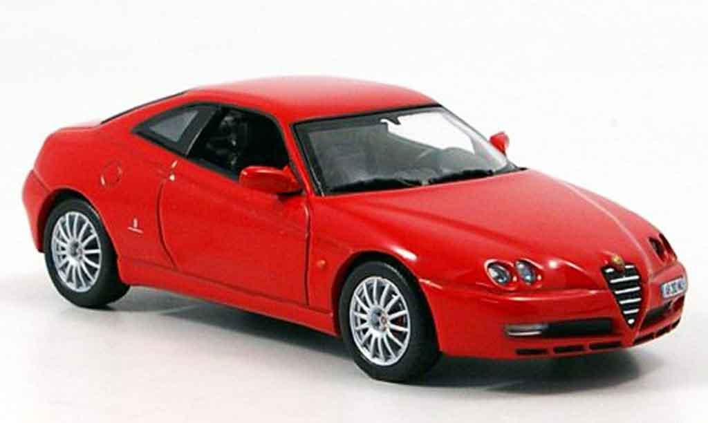 Alfa Romeo GTV 3.2 1/43 Norev red 2003