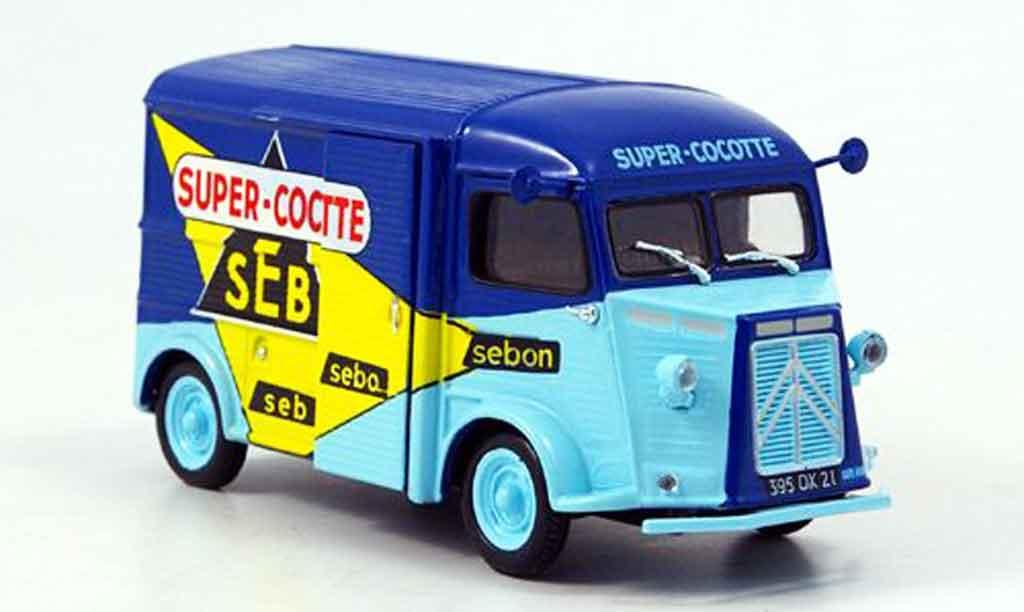 Citroen Type HY 1/43 Norev lieferwagen seb 1961 diecast model cars