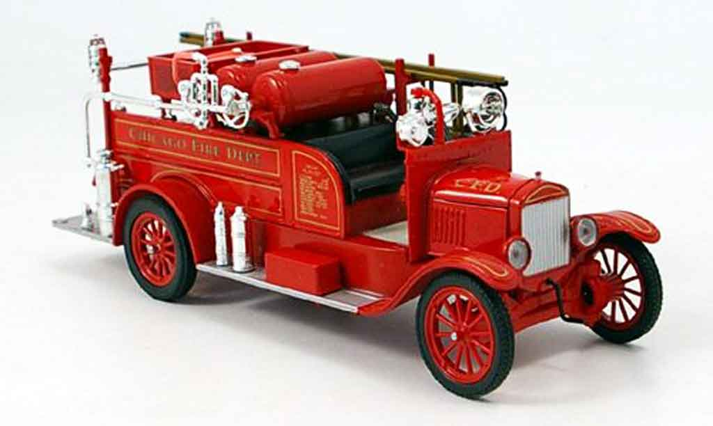 Ford Model T 1/43 Signature pompier (ca 1:35 1:50) 1926 miniature