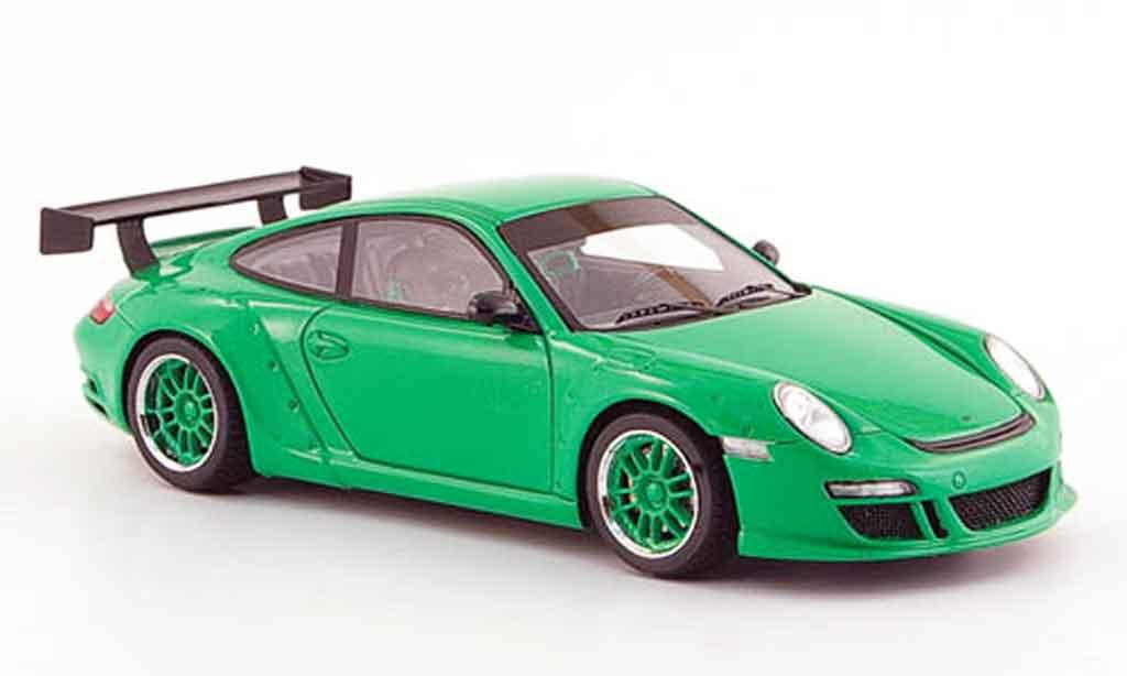 Ruf RCT 1/43 Spark grun 2007 diecast model cars