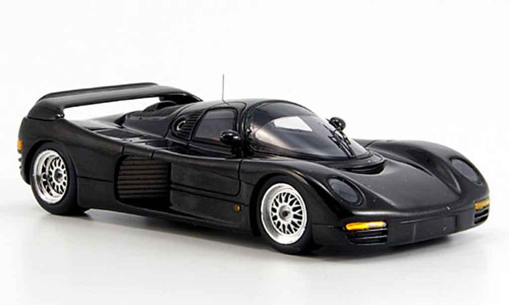 Porsche 962 1994 1/43 Spark Testcar Schuppan diecast model cars