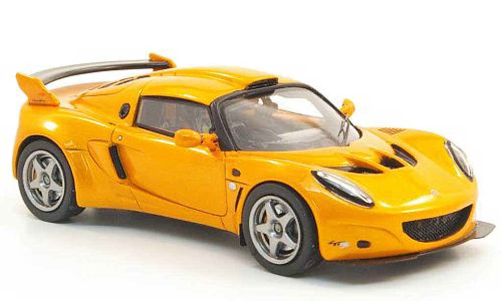 Lotus Exige 1/18 Spark GT3 Concept l 2007 miniature