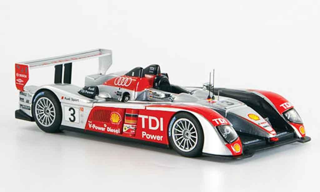 Audi R10 2007 1/43 IXO No.3 Le Mans
