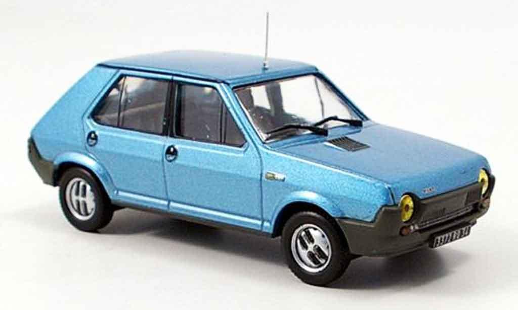 Fiat Ritmo 75 CL 1979 MCW diecast model car 1/43 - Buy/Sell ...
