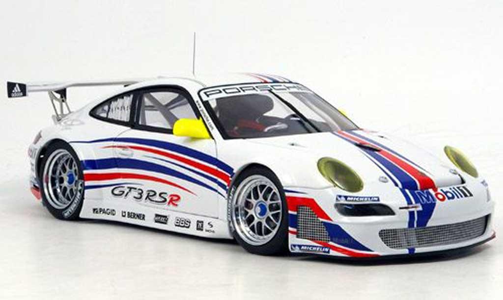 Porsche 997 GT3 RSR 1/18 Autoart 2007 miniature