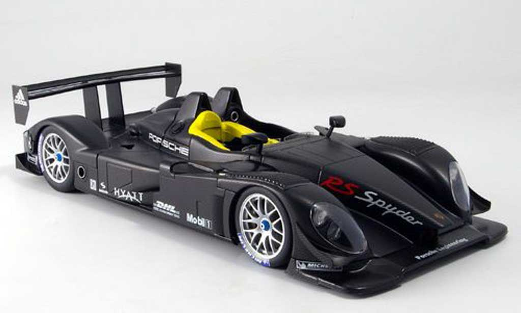 porsche rs spyder carbon fiber livery le mans 2007 autoart diecast model car 1 18 buy sell. Black Bedroom Furniture Sets. Home Design Ideas