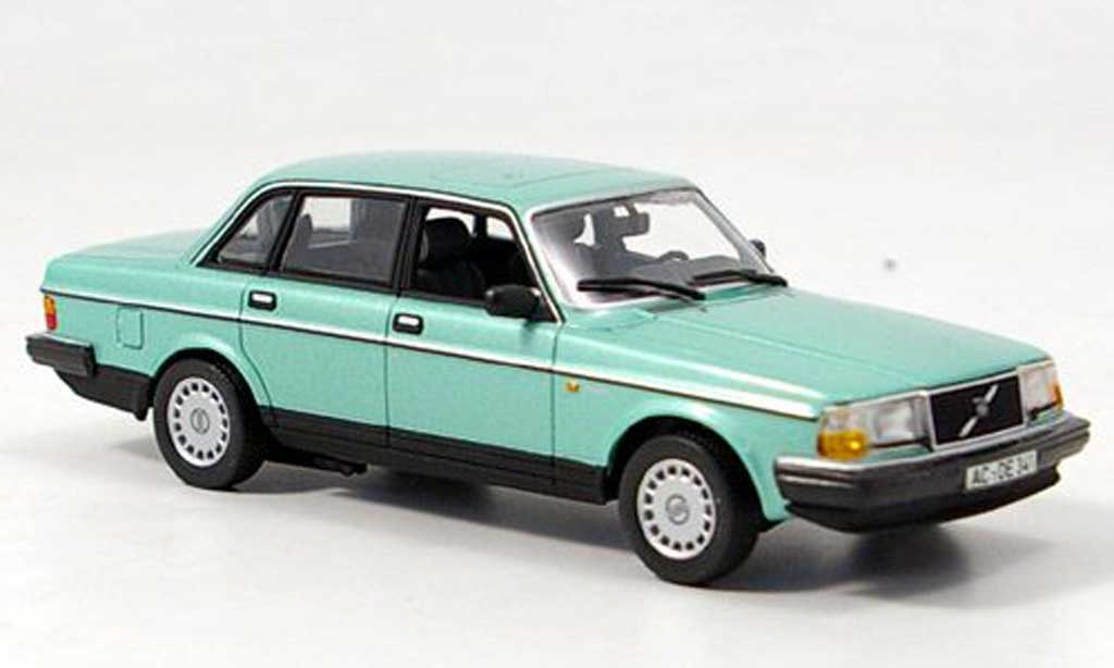 Volvo 240 GL green Minichamps diecast model car 1/43 - Buy/Sell Diecast car on Alldiecast.co.uk