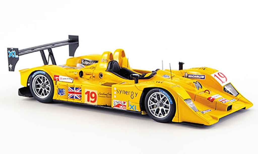 Lola B06 1/43 Spark 10 No.19 AER Chamberlain Le Mans 2007
