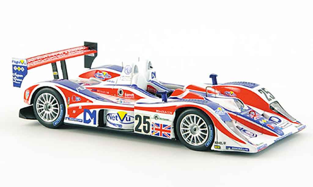 Lola EX 1/43 Spark MG 264 AER RML No.25 Le Mans 2007 miniature