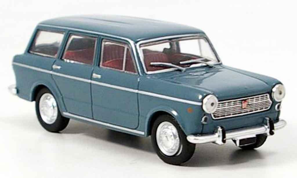 Fiat 1100 1966 1/43 Starline R Familiare grise 1966 miniature