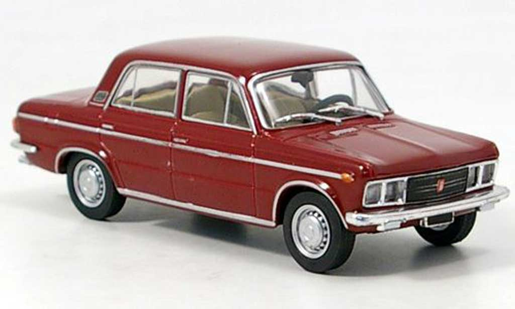 Fiat 125 1/43 Starline Special red 1968 diecast model cars