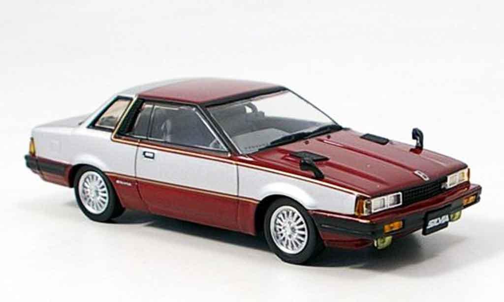 Nissan Silvia 1/43 Aoshima Extra 1982 miniature