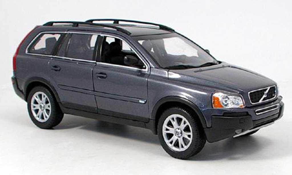 Volvo XC 90 1/18 Motorart gray diecast