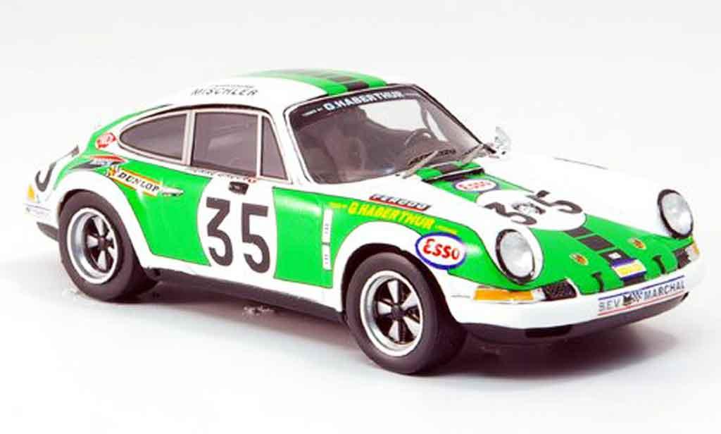 Porsche 911 1/43 Spark S No.35 Le Mans 1971 miniature