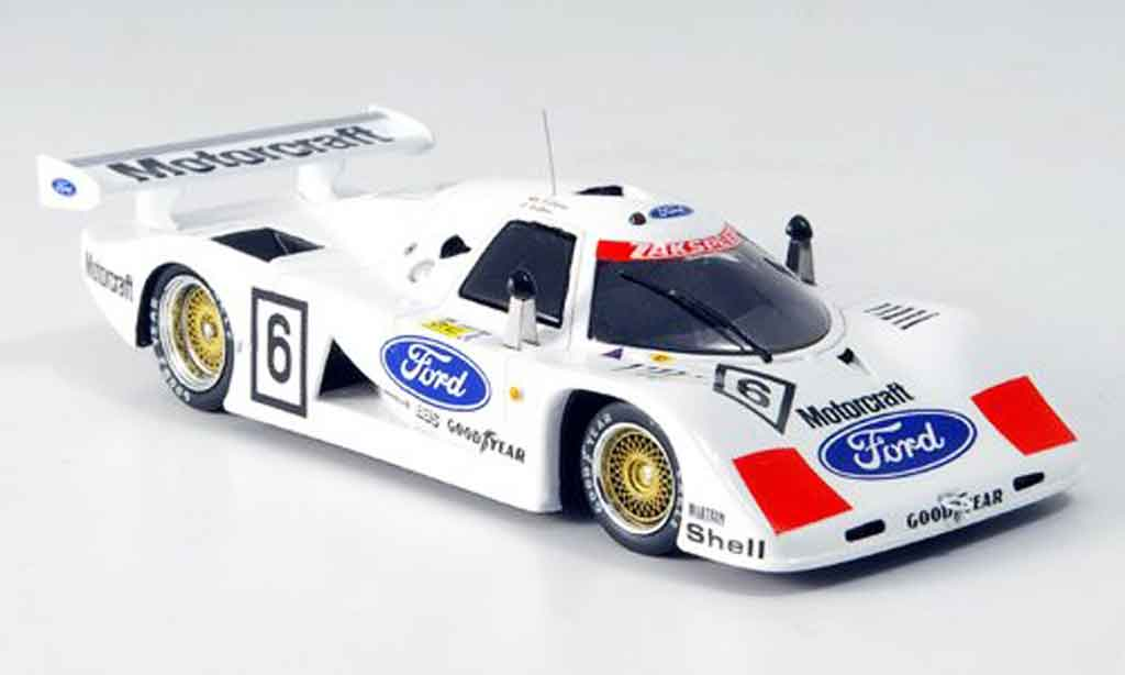 Ford C100 1/43 Bizarre No.6 Le Mans 1982 miniature
