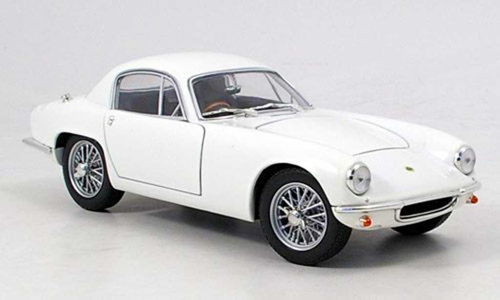 Lotus Elite 1/18 Yat Ming blanche 1960 miniature