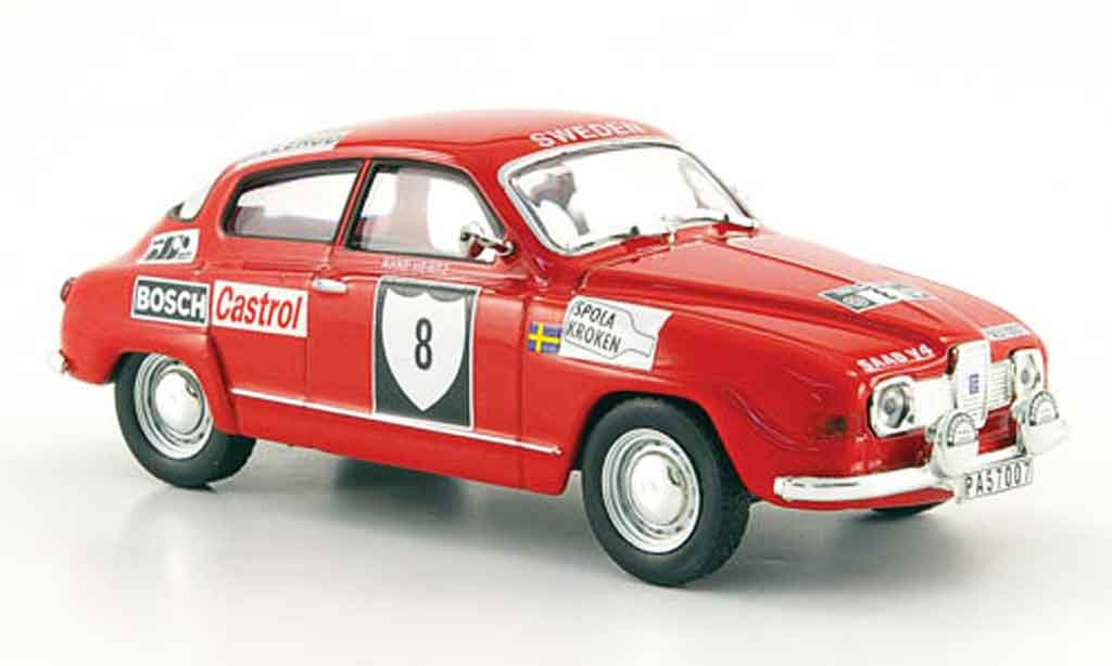 saab 96 v4 rally su de s blomquist 1972 mcw modellauto 1. Black Bedroom Furniture Sets. Home Design Ideas