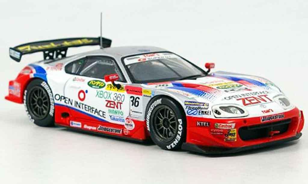 Toyota Supra 1/43 Ebbro open interface no. 36 2005 diecast model cars