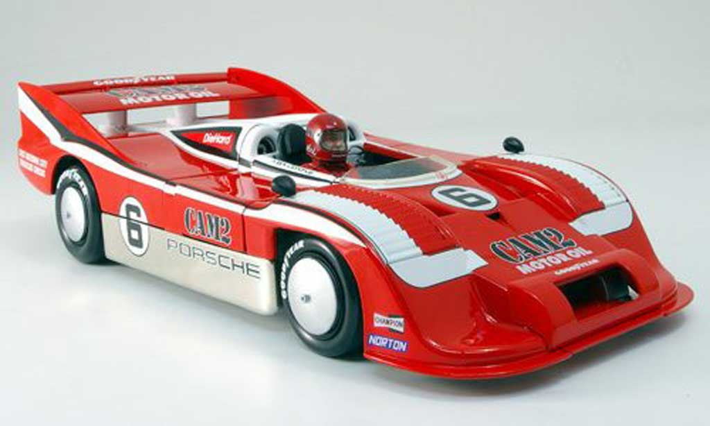 Porsche 917 1975 1/18 Exoto 30 no.6 donohue speed record mit figur miniature
