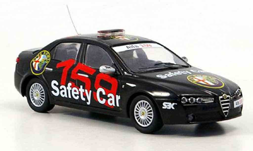 Alfa Romeo 159 1/43 M4 safety car superbike 2007 diecast
