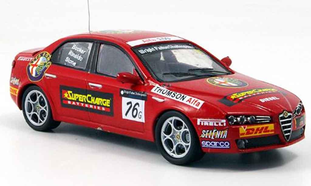 Alfa Romeo 159 1/43 M4 no.76 wps australien 2007 miniature