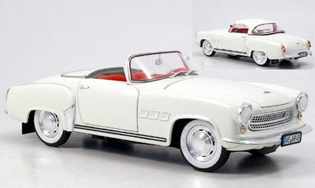 wartburg 313 white revell diecast model car 1 18 buy sell diecast car on. Black Bedroom Furniture Sets. Home Design Ideas