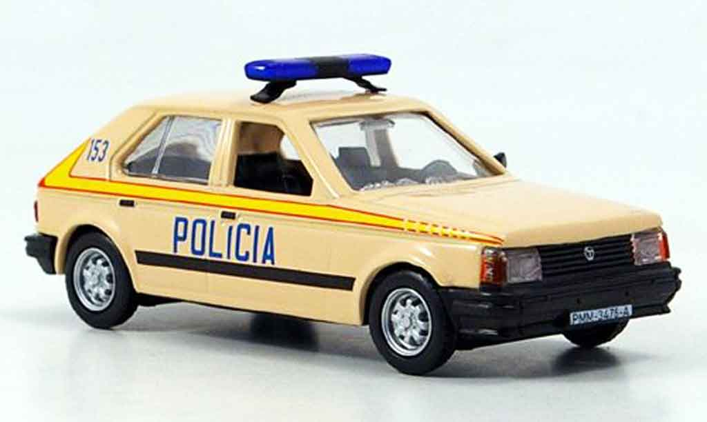 talbot horizon police 1984 mcw modellauto 1 43 kaufen verkauf modellauto online. Black Bedroom Furniture Sets. Home Design Ideas