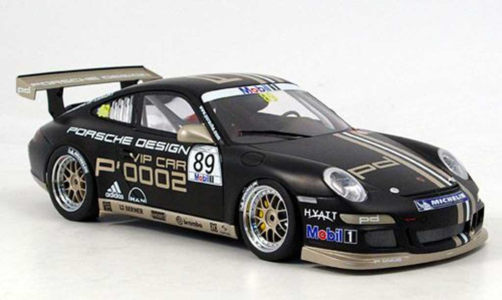 Porsche 997 GT3 CUP 1/18 Autoart GT3 Cup 2007 no.89 pooo2 miniature
