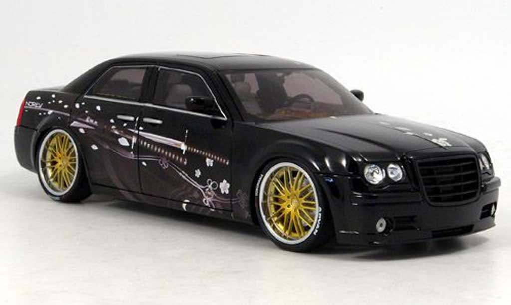 Chrysler 300C 1/18 Norev Parougeech Sha-Do Katana Tuning