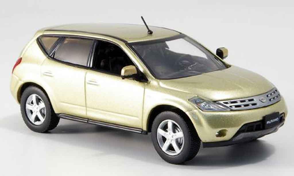 Nissan Murano 1/43 J Collection or 2005 modellautos
