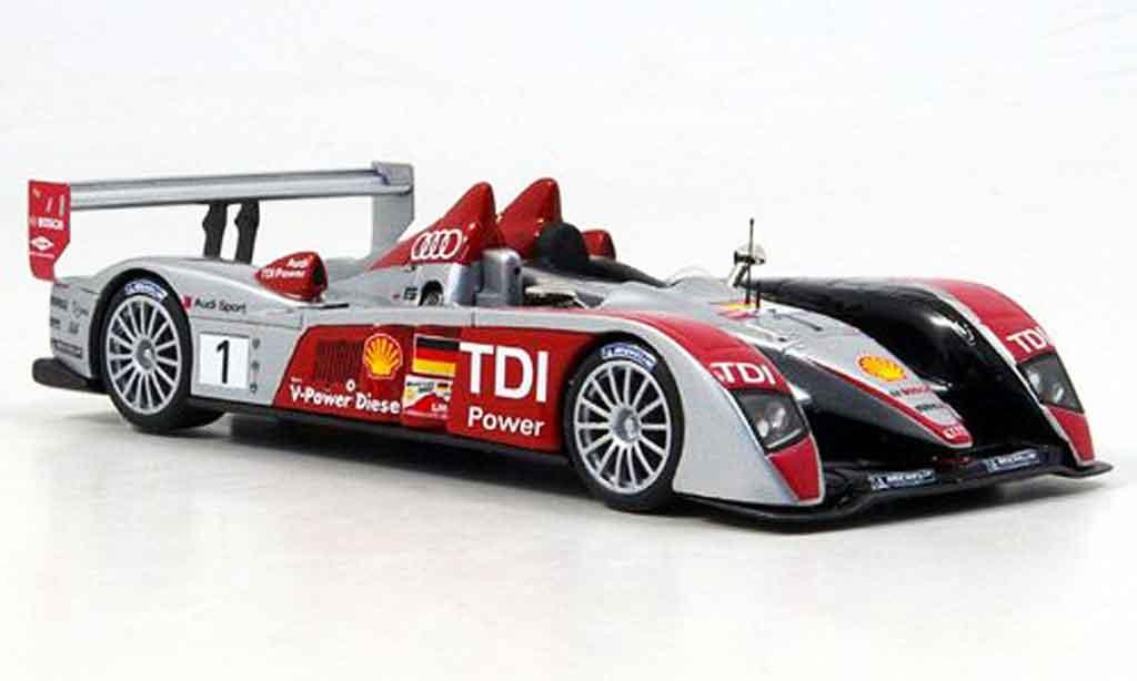 Audi R10 1/43 Look Smart Sieger Le Mans