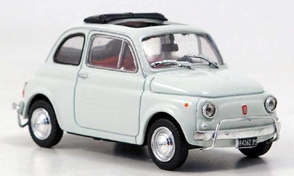 Fiat 500 L 1/43 Starline blanche 1968 miniature