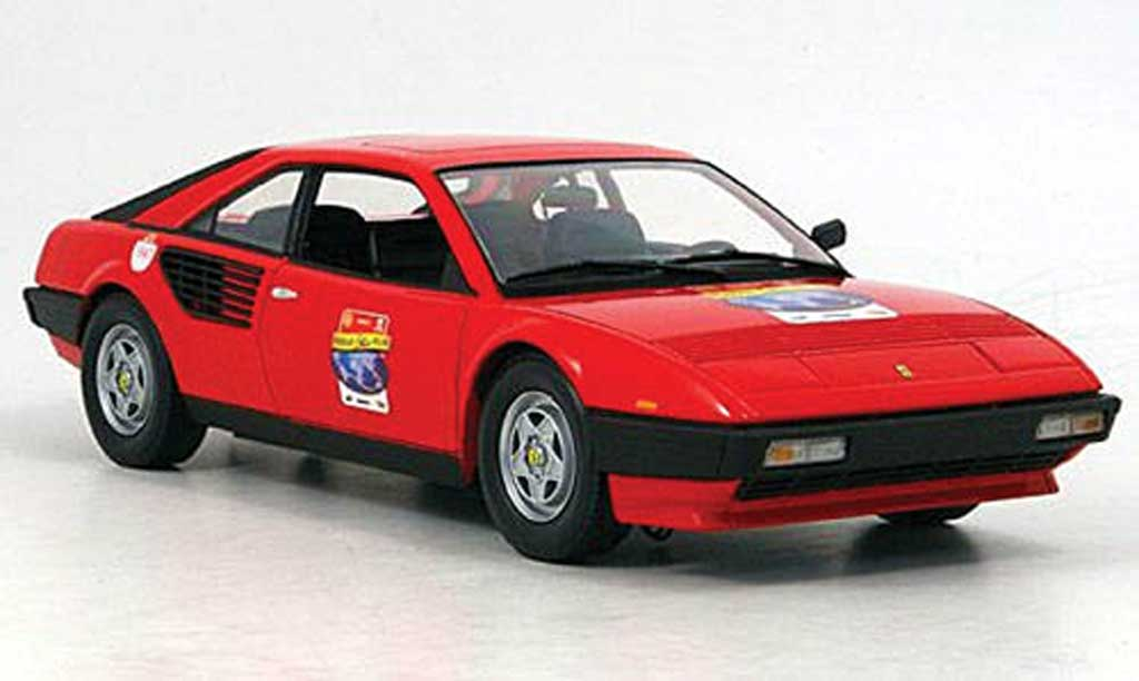 Ferrari Mondial 1/18 Hot Wheels 60. anniversary miniature