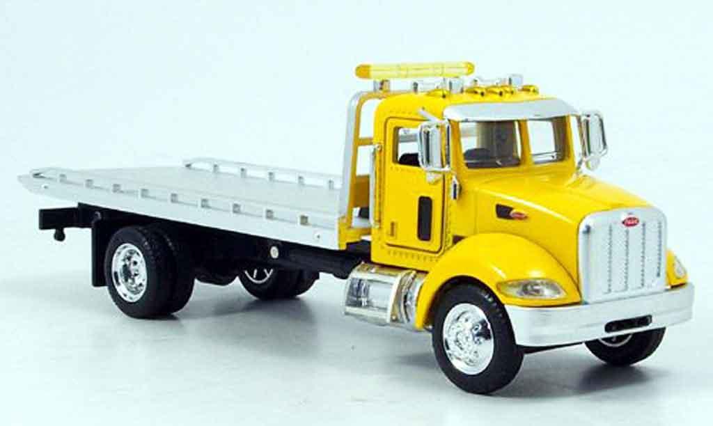 Peterbilt 335 1/43 New Ray Autotransporter miniature
