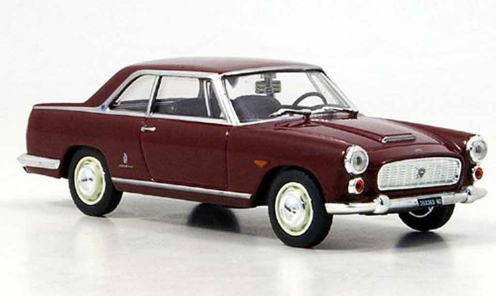 Lancia Flaminia coupe 3B 1/43 Starline red 1962 diecast model cars