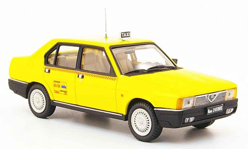 Alfa Romeo 90 1/43 Pego berline taxi rom