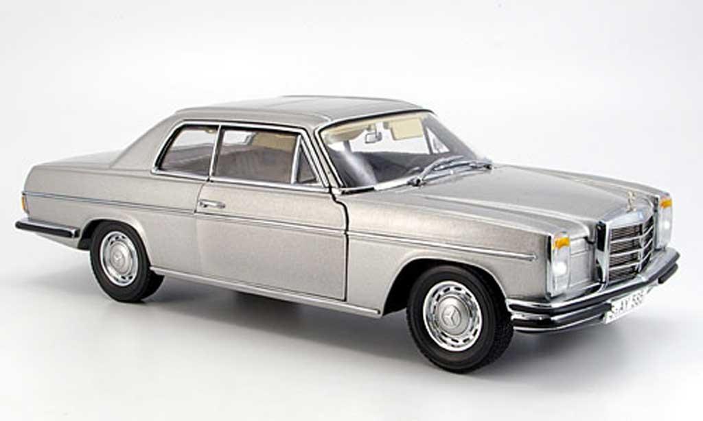 Mercedes 280 1972 1/18 Sun Star c (w 115) grau strichacht modellautos