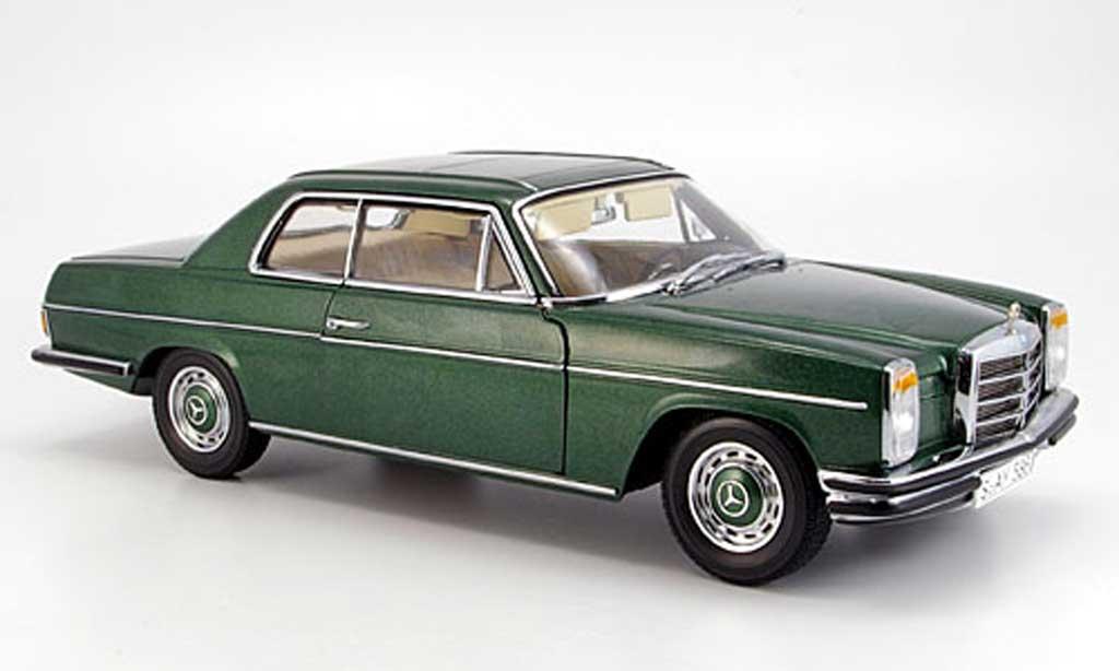 Mercedes 280 1972 1/18 Sun Star c (w 115) grun strichacht modellautos
