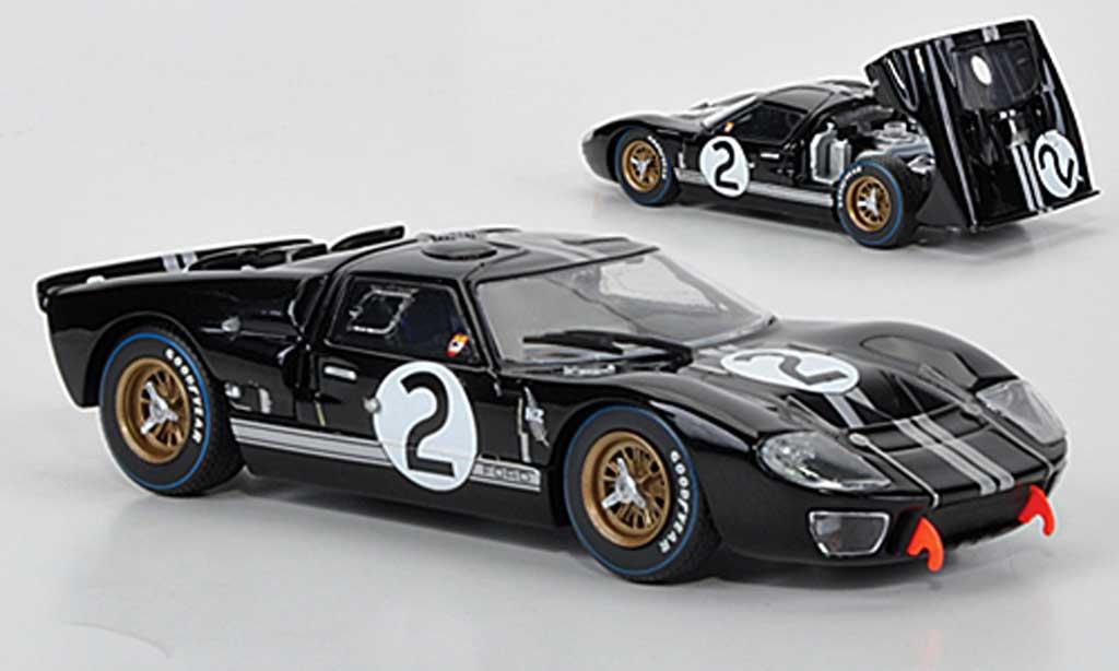 Ford GT40 1/43 Minichamps GT 40 MKII No.2 McLaren/Amon 24h Le Mans 1966 miniature
