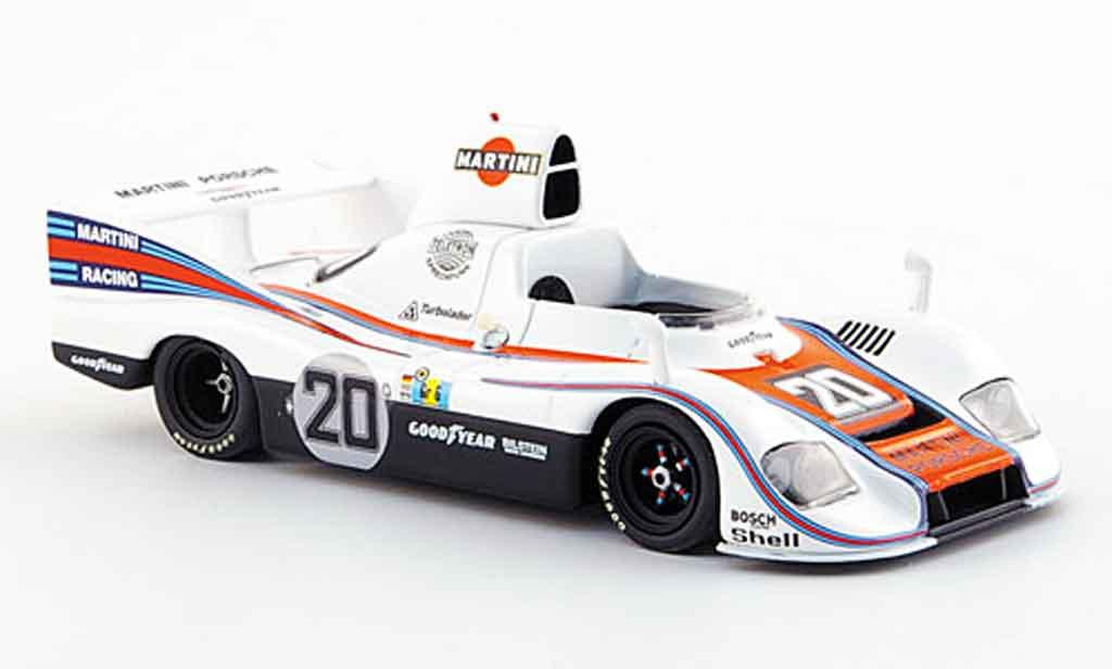 Porsche 936 1976 1/43 Minichamps 76 Martini Ickx Lennep Sieger 24H Le Mans miniature