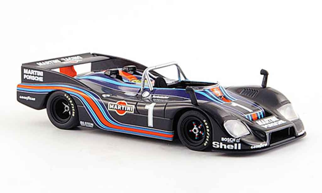 Porsche 936 1976 1/43 Minichamps 76 Martini Stommelen 300KM Nurburgring miniature