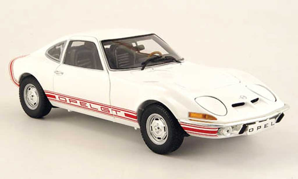 opel gt 1900 weiss 1970 minichamps modellauto 1 18. Black Bedroom Furniture Sets. Home Design Ideas