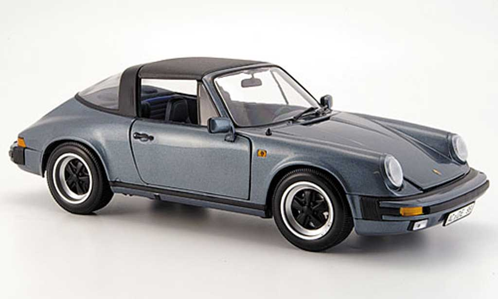 porsche 911 targa carrera blau grau 1983 minichamps. Black Bedroom Furniture Sets. Home Design Ideas