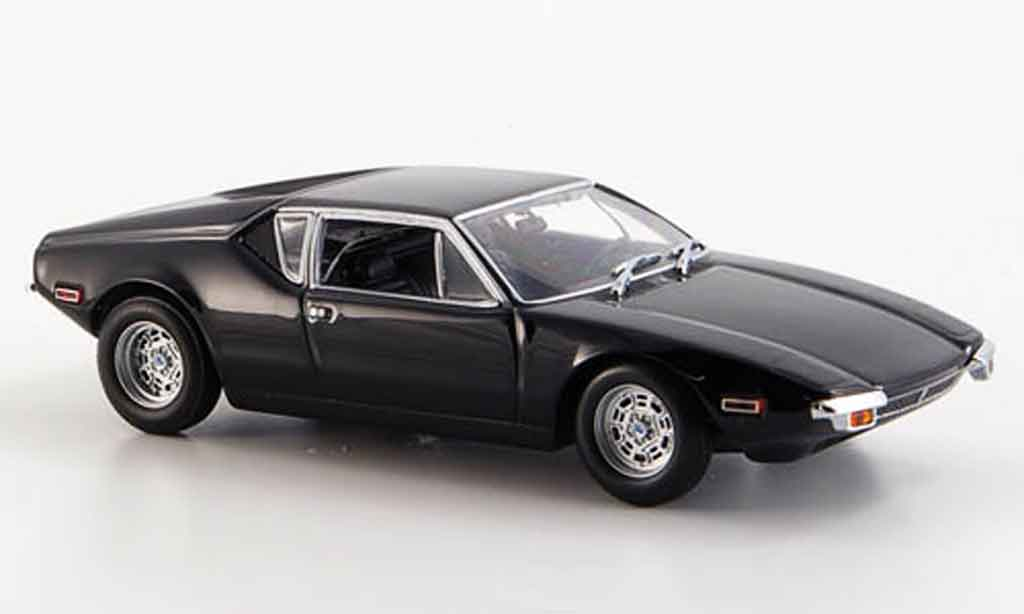de tomaso pantera schwarz 1974 minichamps modellauto 1 43 kaufen verkauf modellauto online. Black Bedroom Furniture Sets. Home Design Ideas