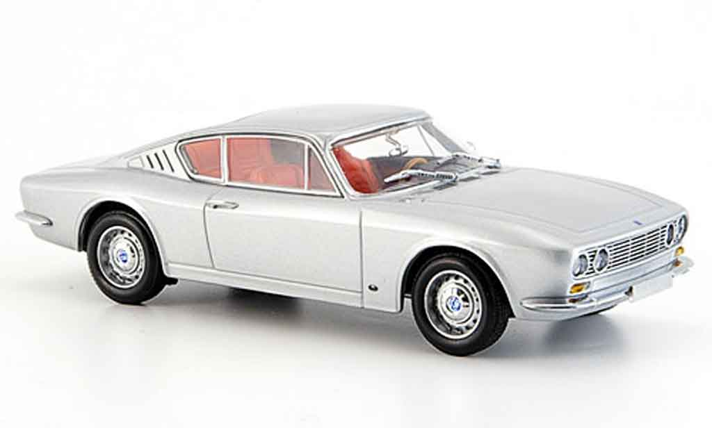 Ford OSI 1/43 Minichamps 20M TS grise metallisee 1967 miniature