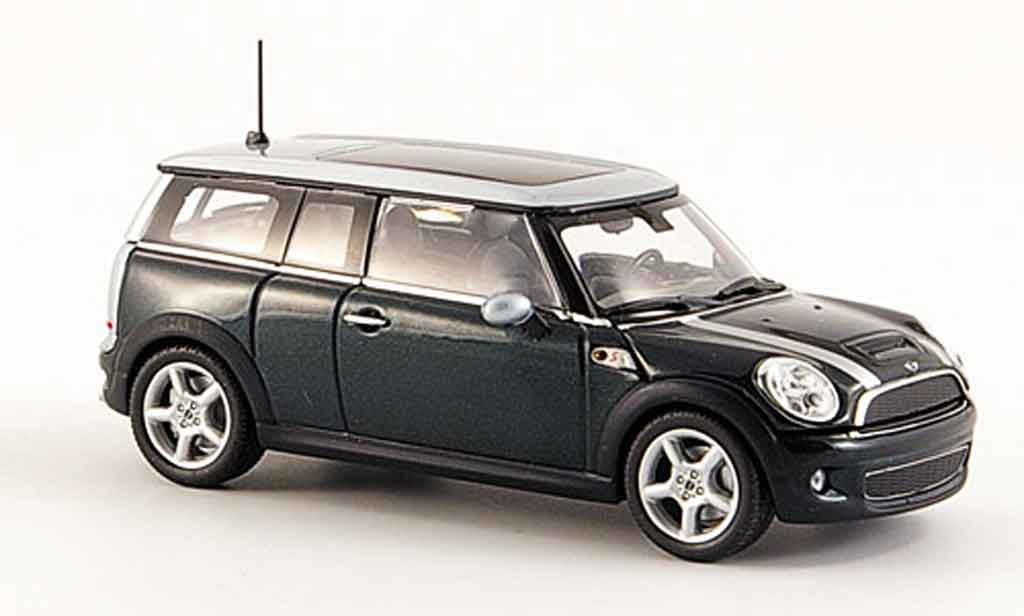 Mini Clubman S 1/43 Minichamps grun 2007 miniature